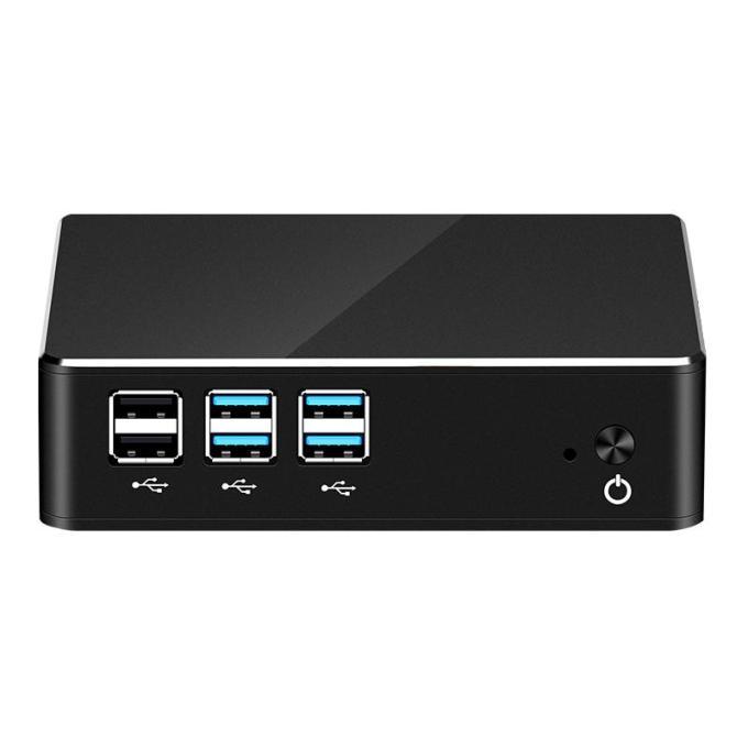XCY X35 Mini PC I7 7500U 8GB+120GB/8GB+240GB HD Graphics 620 2.70GHz Mini Computer 4K Support HDMI VGA MSATA 300M WiFi 1000M LAN