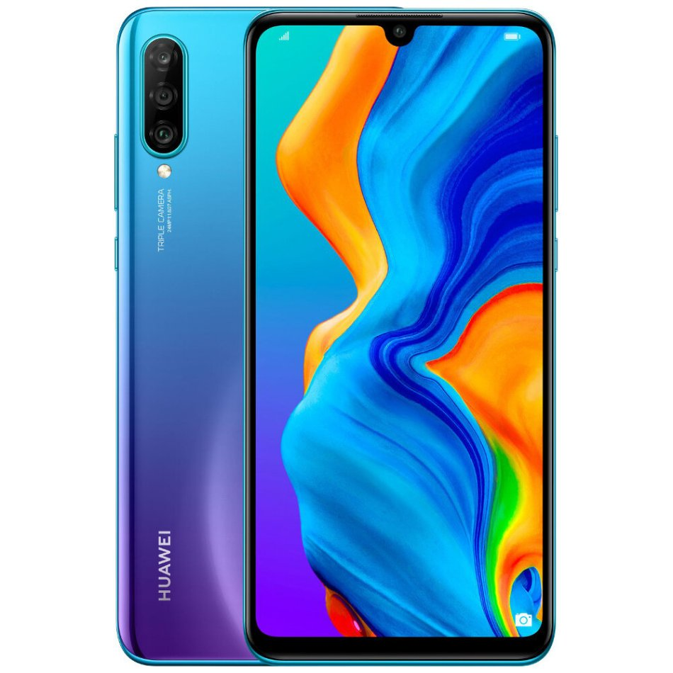 HUAWEI P30 Lite Brazilian Version 24MP Triple Rear Camera 6.15 inch 4GB 128GB Kirin 710 Octa core 4G Smartphone