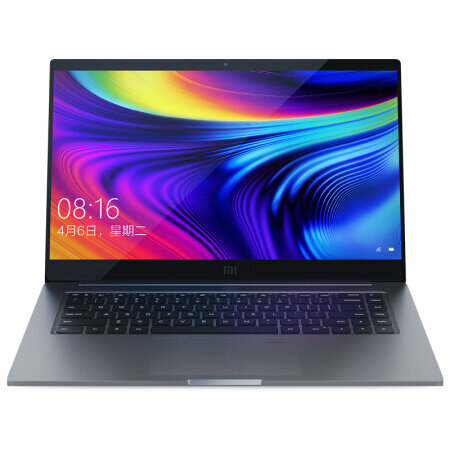Xiaomi Mi Laptop Pro 15.6 inch Intel Core i7-10510U NVIDIA GeForce MX250 16GB DDR4 RAM 1TB PCle NVMe SSD 100% sRGB Fingerprint Sensor Notebook