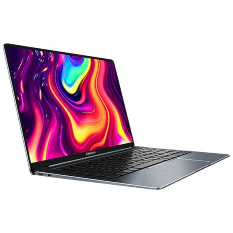 CHUWI Lapbook Pro 14.0 Inch Intel N4100 Quad Core 8GB DDR4 256GB eMMC Graphics 600 Laptop - Grey