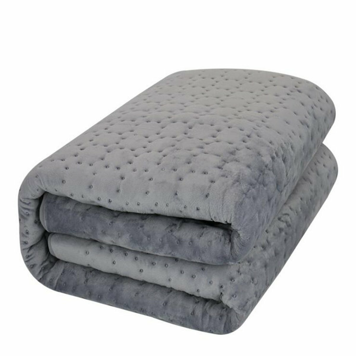180x90cm Electric Heated Blankets Winter Warmer Cover Soft Over Throw Rug Mattress