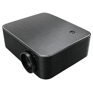 CRE X1602 LCD Projector 3600 Lumens Real 1080P Built in Multimedia System Video Beamer LED Projector for Home Theater