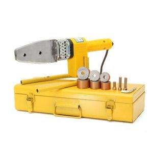 Αποθήκη Τσεχίας   220V Full Automatic Electric Heating Tool PPR PE PP Tube Pipe Welding Machine with Box