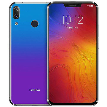 Lenovo Z5 6.2-inch FHD+ 19:9 Android 8.1 6GB RAM 128GB ROM Snapdragon 636 1.8GHz 4G Smartphone