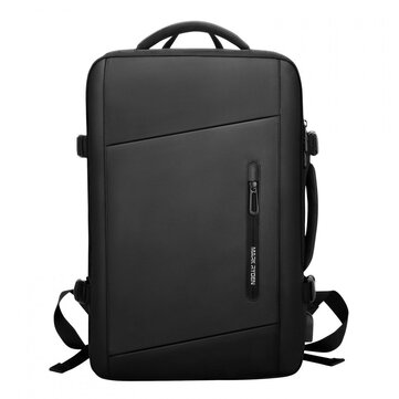 Mark Ryden MR9299 17 inch Laptop Backpack Raincoat Male Bag USB Recharging Multi-layer Anti-thief Travel Backpack