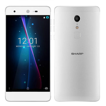 SHARP Z2 Global Version 5.5 Inch 4GB RAM 32GB ROM Helio X20 MTK6797 2.3GHz Deca Core 4G Smartphone
