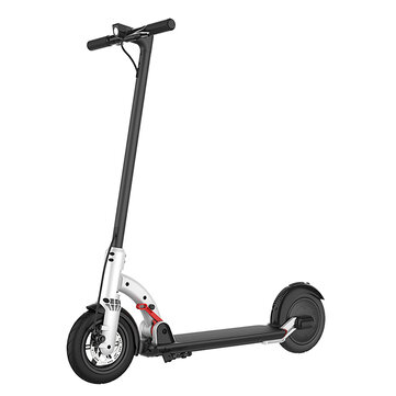 NEXTDRIVE N-4A 7.8Ah 36V 350W 8.5inch Folding Electric Scooter 26km/h Top Speed 30km Mileage Range Double Brake System Waterproof Scooter Max Load 100kg
