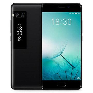 MEIZU PRO 7 5.2 inch Dual Display 4GB RAM 128GB ROM Helio X30 Deca-core 4G Smartphone