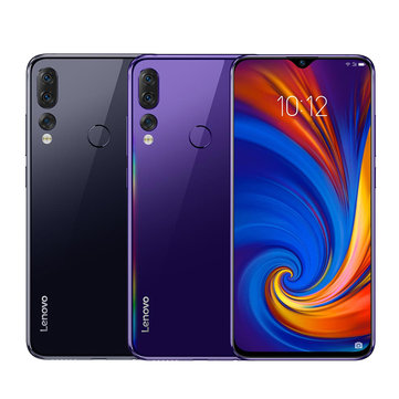 £195.09 % Lenovo Z5S Global Version 6.3 inch Triple Rear Camera 4GB 64GB Snapdragon 710 Octa Core 4G Smartphone Smartphones from Mobile Phones & Accessories on banggood.com