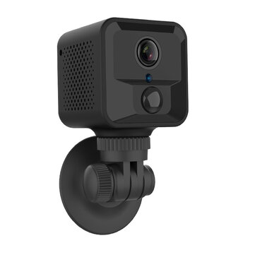 CAMSOY S9 Mini WIFI IP Camera PIR Detection Low Power Comsumption IP WIFI Cam Night Vision Video Camera