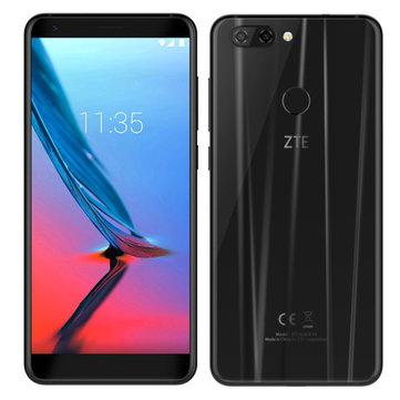 ZTE Blade V9 5.7 inch Full Screen 4GB RAM 64GB ROM Snapdragon 450 Octa core 4G Smartphone