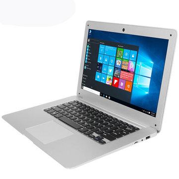 Jumper EZbook 2 Ultrabook 14.1 Inch Intel Cherry Trail Z8350 Windows 10 4GB/64GB Quad Core Laptop