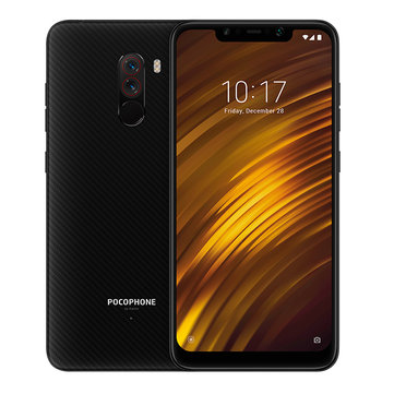 Xiaomi Pocophone F1 Armoured Edition 6.18 inch 8GB 256GB Snapdragon 845 Octa core 4G Smartphone