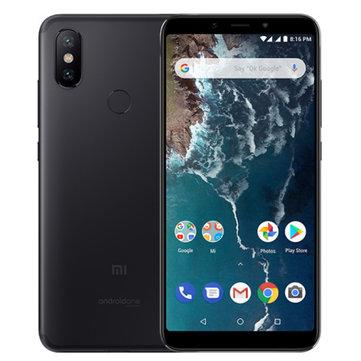 £136.3944%Xiaomi Mi A2 Global Version 5.99 inch 4GB RAM 64GB ROM Snapdragon 660 Octa core 4G SmartphoneSmartphonesfromMobile Phones & Accessorieson banggood.com