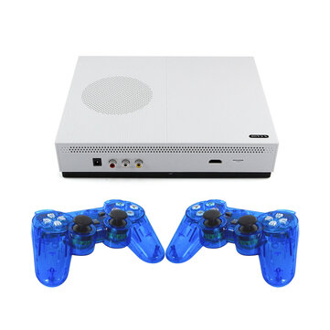 ANBERNIC XGame 4GB 64 Bit 600 Games Retro TV Game Console FC GBA GB SFC MD CP1.CP2 NEOGEO AV HDMI Output with Two Gamepad