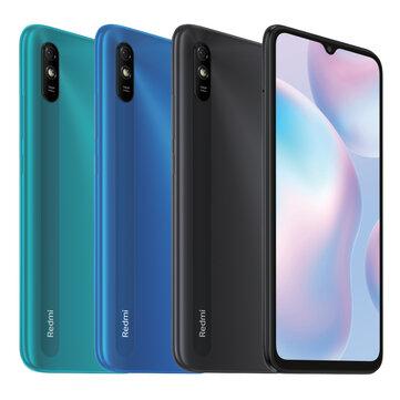 Xiaomi Redmi 9A Global Version 6.53 inch 2GB RAM 32GB ROM 5000mAh MTK Helio G25 Octa core 4G SmartphoneMobile PhonesfromPhones & Telecommunicationson banggood.com