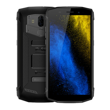 Blackview BV5800 5.5 Inch IP68 NFC Android 8.1 2GB RAM 16GB ROM MT6739 Smartphone