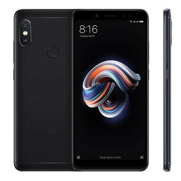 Xiaomi Redmi Note 5 Global Version 5.99 inch 4GB RAM 64GB ROM Snapdragon 636 Octa core 4G SmartphoneSmartphonesfromMobile Phones & Accessorieson banggood.com