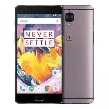 OnePlus 3T 5.5 inch Fingerprint 6GB RAM 128GB ROM Snapdragon 821 Quad Core 4G Smartphone
