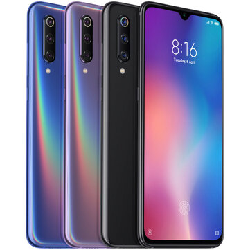 £462.17 Xiaomi Mi9 Mi 9 Global Version 6.39 inch 48MP Triple Rear Camera NFC 6GB 64GB Snapdragon 855 Octa core 4G Smartphone Smartphones from Mobile Phones & Accessories on banggood.com