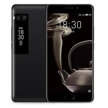 MEIZU PRO 7 Plus 5.7 inch Dual Display 6GB RAM 64GB ROM Helio X30 Deca-core 4G Smartphone