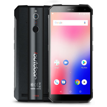 Global Bands ioutdoor X 5.7 Inch Android 8.1 IP68 NFC 6GB RAM 128GB ROM Helio P23 2.5GHz Smartphone