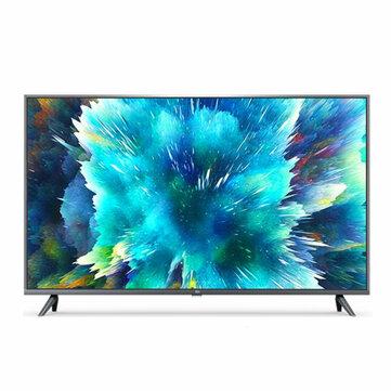 Οι περισσότεροι ξέρετε ότι έχω την 32άρα εδώ και μήνες | Xiaomi Mi TV 4S 43 Inch Voice Control DVB-T2/C 2GB RAM 8GB ROM 5G WIFI bluetooth 4.2 Android 9.0 4K UHD Smart TV Television International Version