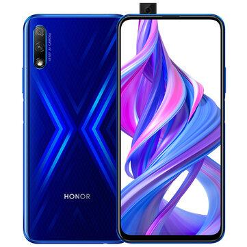 banggood HUAWEI Honor 9X Kirin 810 2.27GHz 8コア BLUE(ブルー)