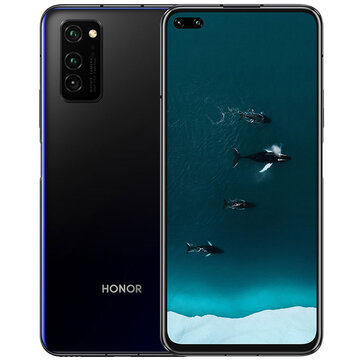 HUAWEI Honor V30 5G Version 40MP Triple Rear Camera 6.57 inch 8GB 128GB NFC 40W Fast Charge Kirin 990 Octa Core 5G SmartphoneSmartphonesfromMobile Phones & Accessorieson banggood.com