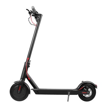 [US DIRECT] ALFAS KV986 IP54 12.5kg Ultralight 25km Long Life Folding Electric Scooter Intelligent BMS 20 km/h Max. Load 120kg Two Wheels Electric Scooter