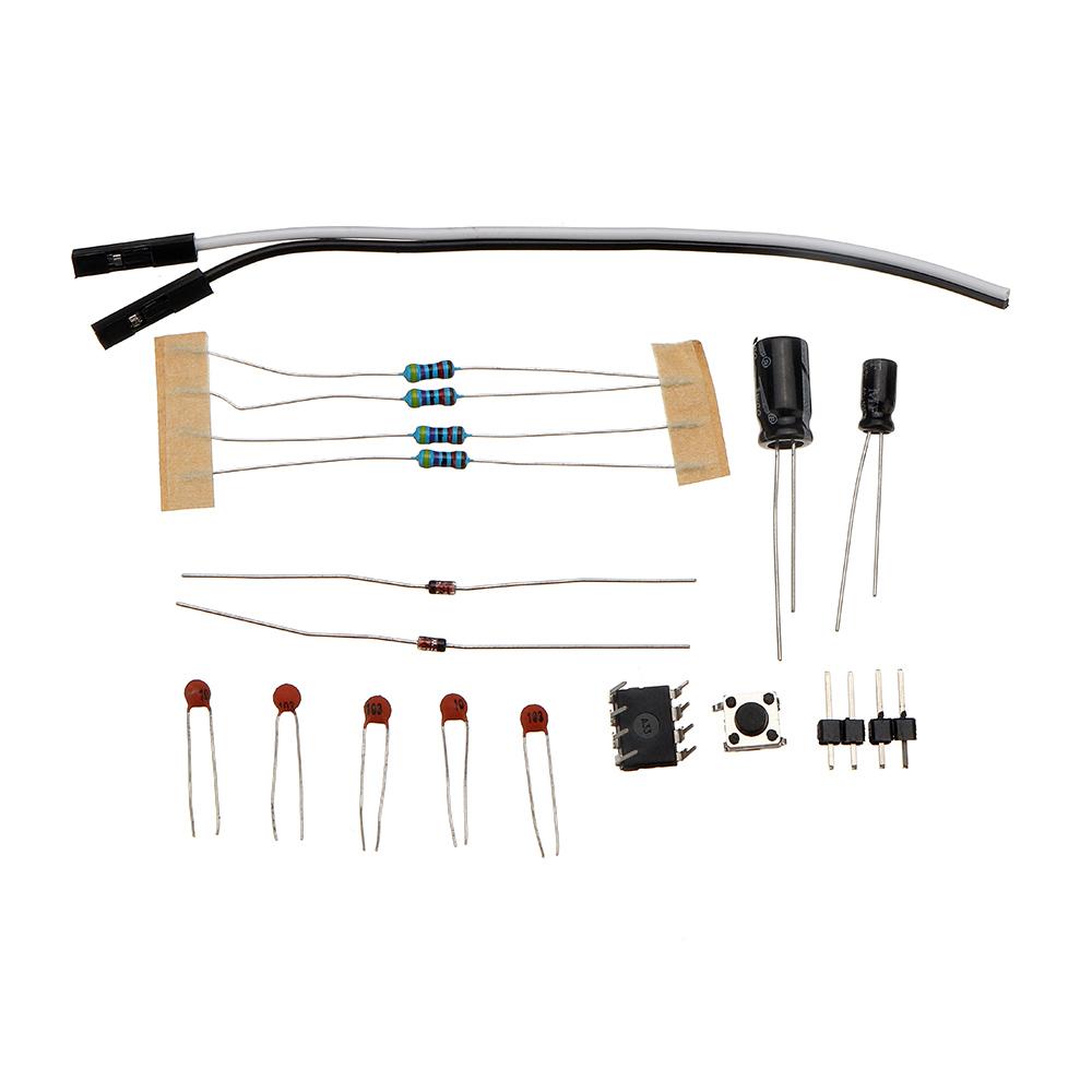 5pcs DIY NE555 Ding Dong Bell Doorbell Module Kit DIY