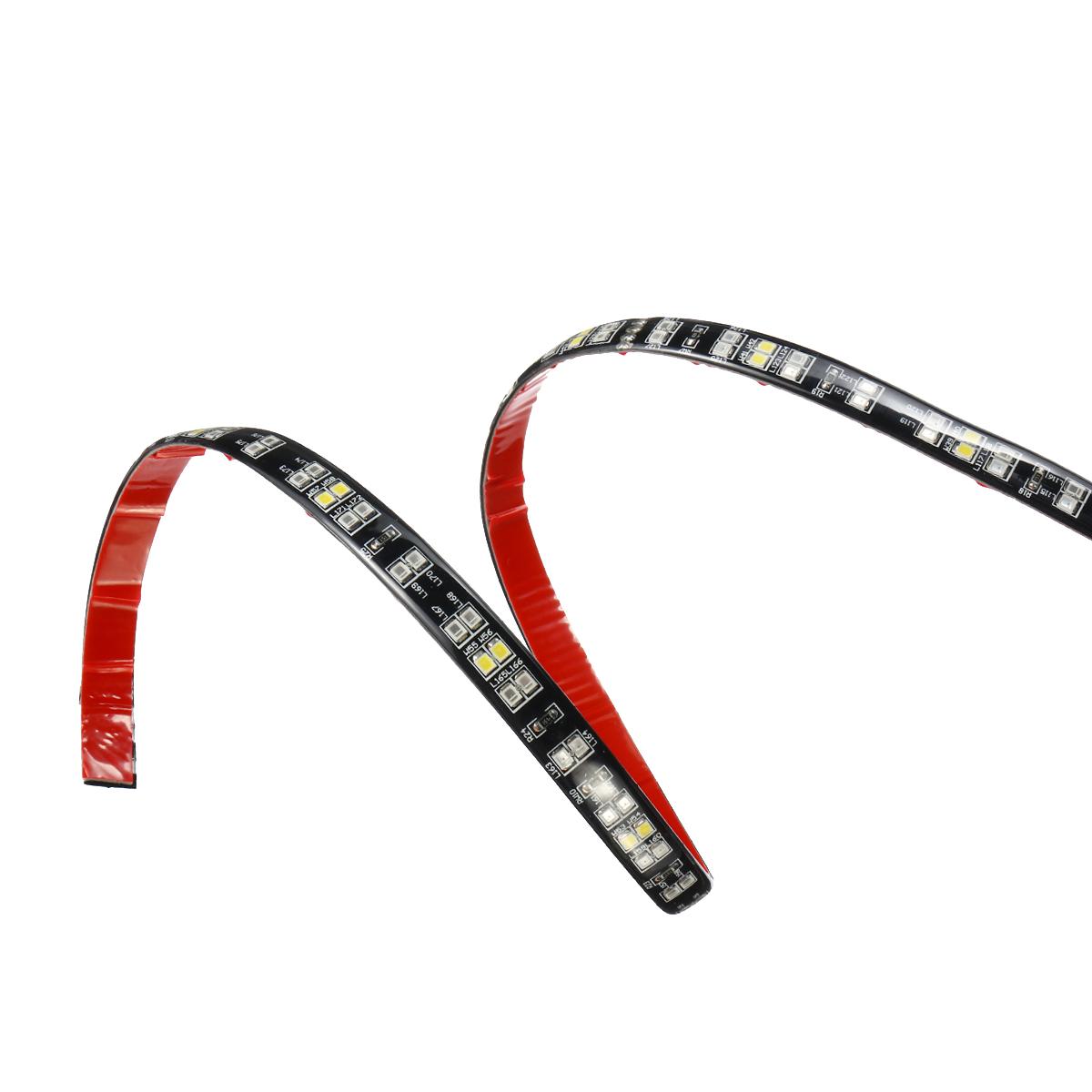 60inch 256LED Car Tailgate Strip Light BAR Red Brake Stop