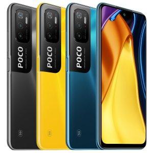 Στα 162€POCO M3 Pro 5G NFC Global Version Dimensity 700 6GB 128GB 6.5 inch 90Hz FHD+ DotDisplay 5000mAh 48MP Triple Camera Octa Core Smartphone – EU Version