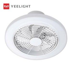 Στα €127 από αποθήκη Τσεχίας | Yeelight 61W Fixed Ceiling Fan Light Intelligent Wireless Bluetooth Connection DC Inverter Air Circulation from ( Ecological Chain Brand)