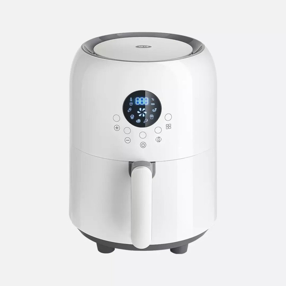 YOUBAN YB-2208T Air Fryer Oil-free Frying Digital LED Touch Screen Timer Temperature Control for Kitchen