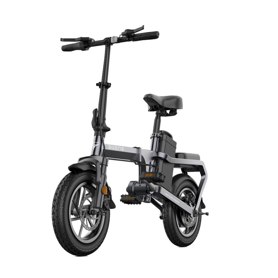 [EU DIRECT] ENGWE X5S 15Ah 48V 350W 14in Chainless Folding Electric Bike With Removable Battery 30km/h Top Speed E Bike COD
