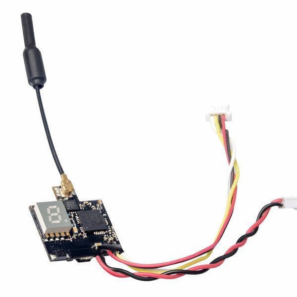 Eachine ATX03 Mini 5.8G 72CH 0/25mW/50mw/200mW Switchable FPV Transmitter w/ Audio for RC Drone