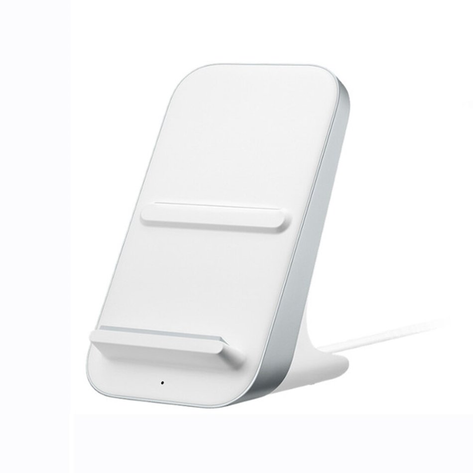 OnePlus Wireless Charger 30W Warp Air Cooling Charger Smart Bedtime Mode PC V0 For OnePlus 8 Pro Qi/EPP