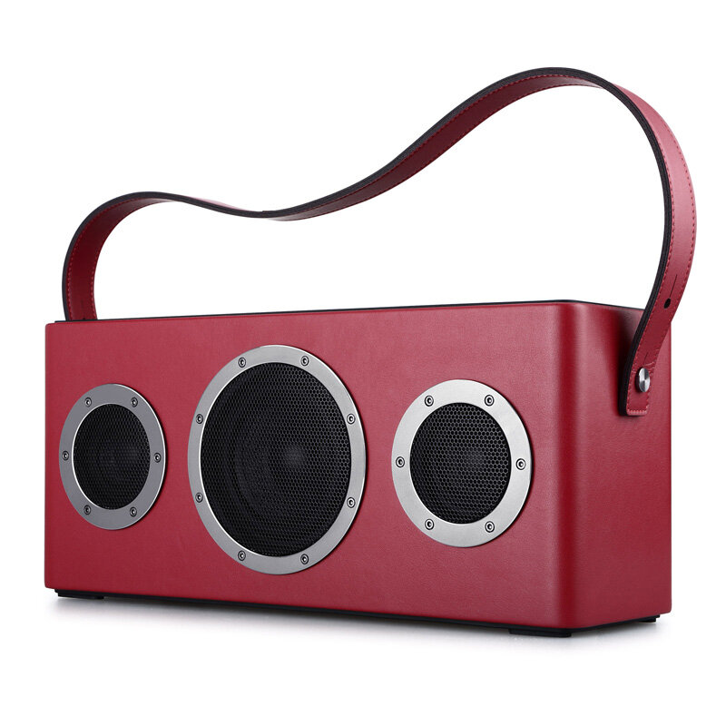 Loskii M4 40W Wireless WiFi Speaker bluetooth Soundbar TWS with MFi Certificated 16H Portable HiFi Lossless Maximum Bass Playback
