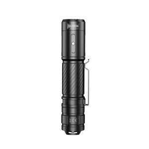 Στα €16.31 από αποθήκη Κίνας | WUBen C3 OSRAM P9 1200LM LED Tactical Flashlight 179m Distance 6 Modes IP68 Waterproof USB Emergency Light With Battery