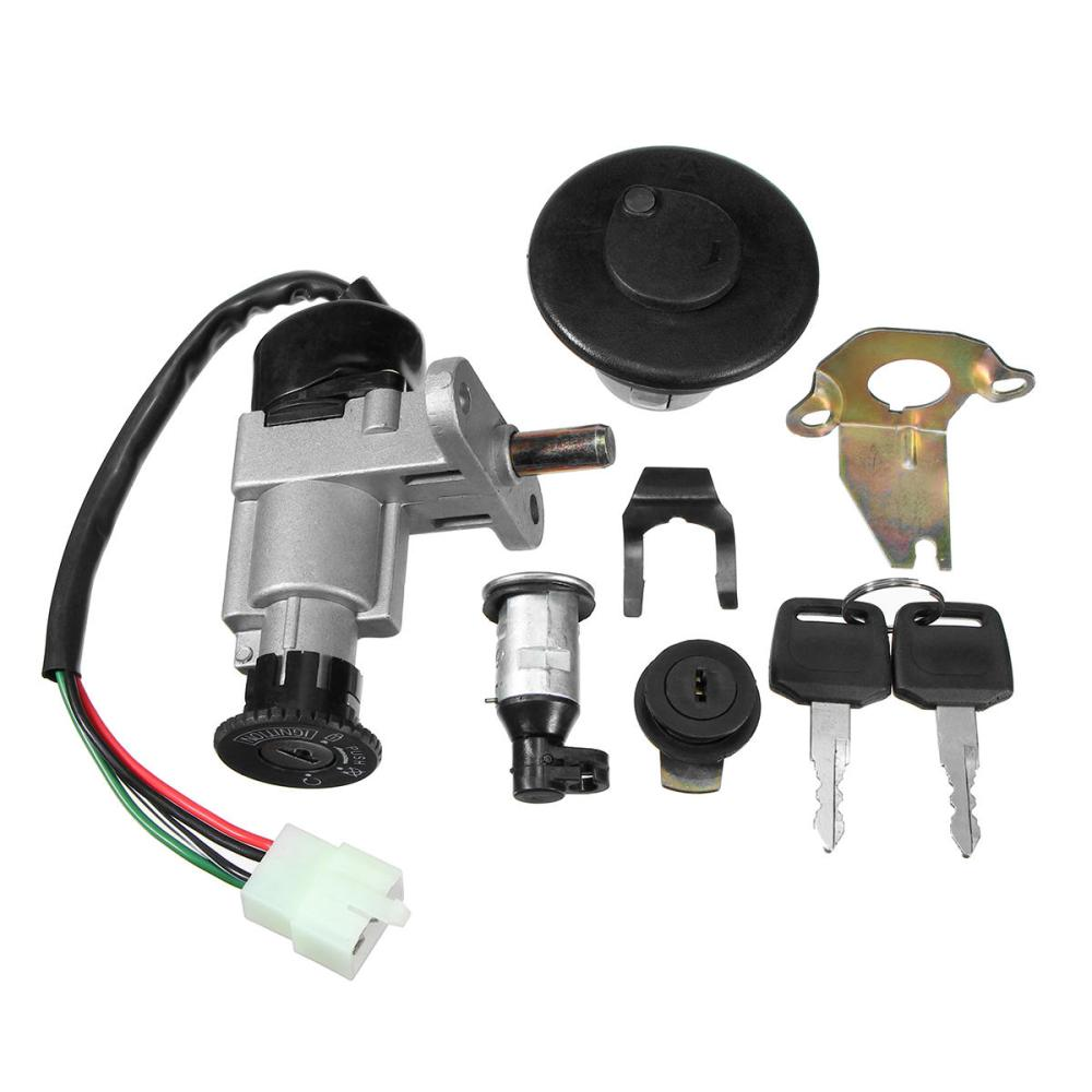 medium resolution of universal ignition switch key set 139qmb 50cc gy6 150cc chinese scooter ignition switch key set on tank 50cc scooter motor diagram
