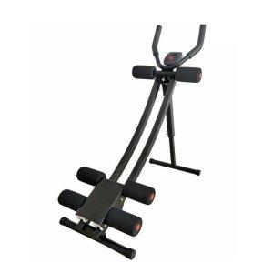 Στα €53.98 από αποθήκη Τσεχίας | Abdominal Core Trainer Folding Shaper Waist Trainer Adjustable Core Abdominal Fitness Machine Gym Home Exercise Equipment