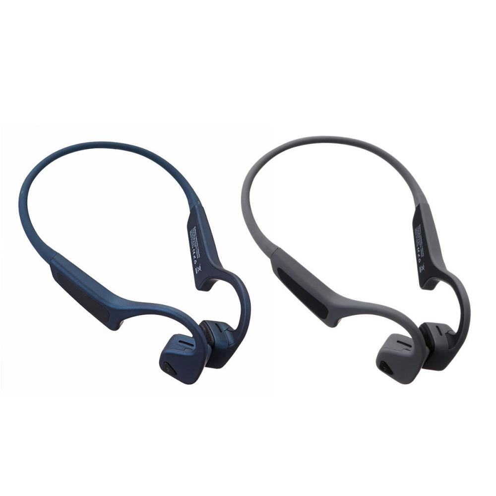 medium resolution of fmj bluetooth 5 0 wireless bone conduction earbuds ip56 waterproof noise reduction sports earphone for iphone xiaomi huawei black cod