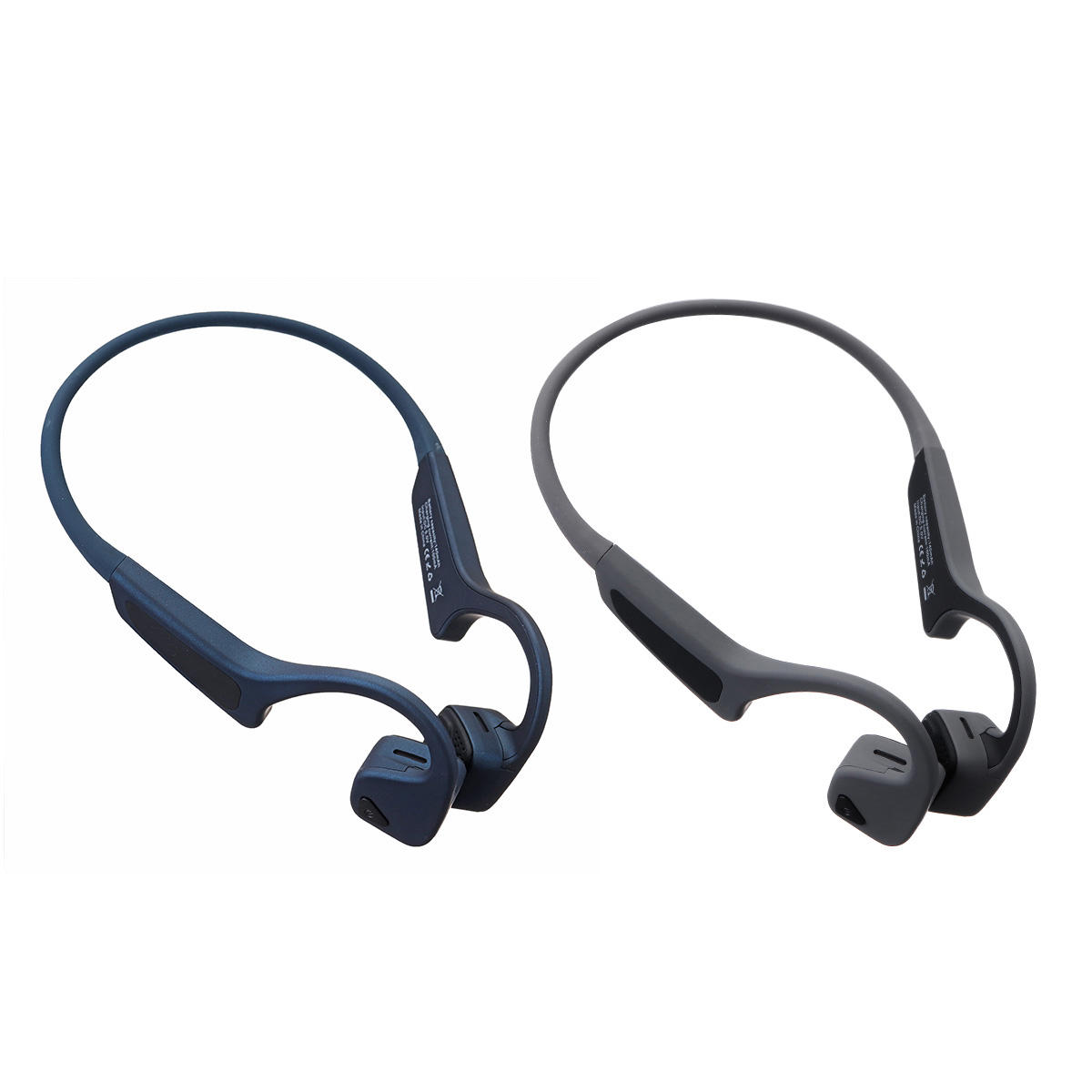hight resolution of fmj bluetooth 5 0 wireless bone conduction earbuds ip56 waterproof noise reduction sports earphone for iphone xiaomi huawei black cod