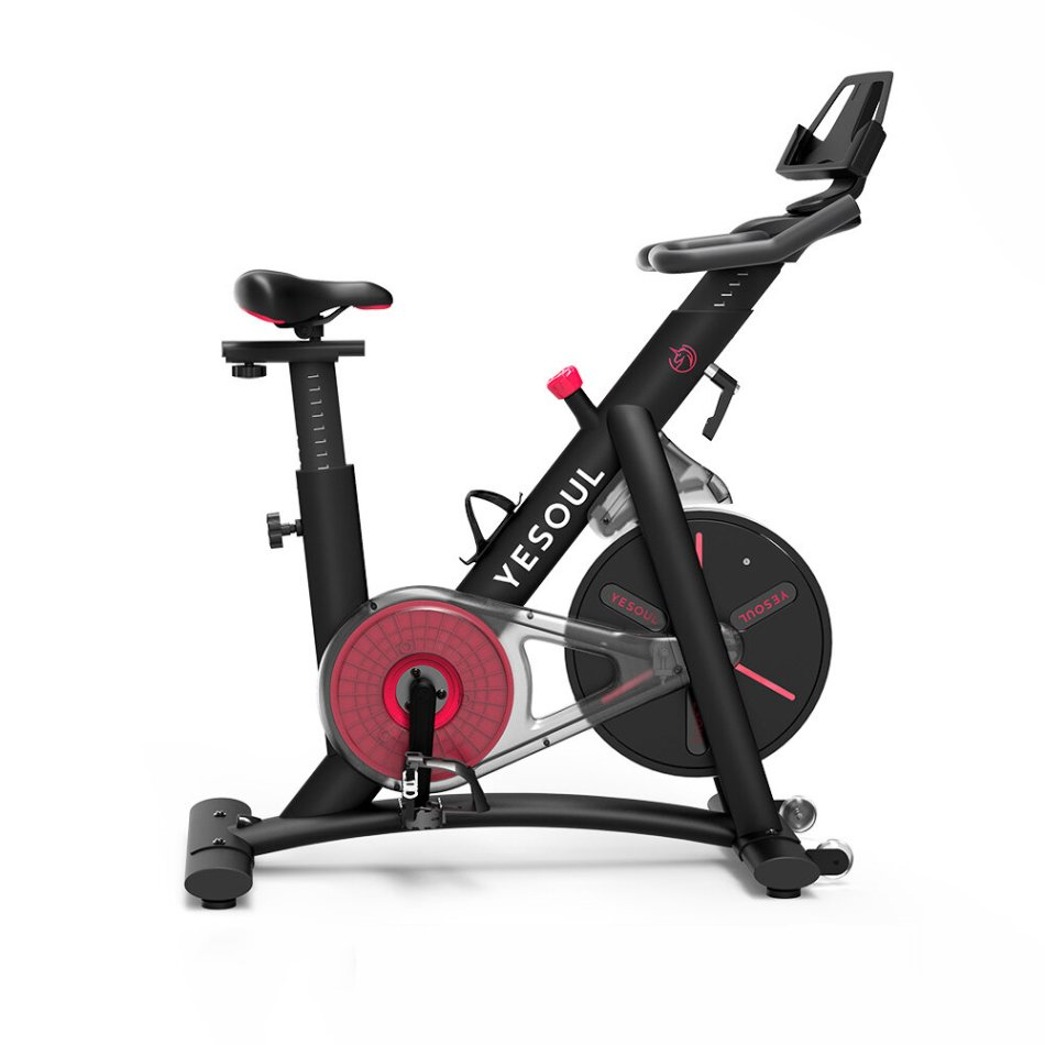 YESOUL S3 Exercise Bike Indoor Cycling Bike Stationary Dynamic Bicycle Fitness Sport Slimming Spinning Gym Home Training Equipment