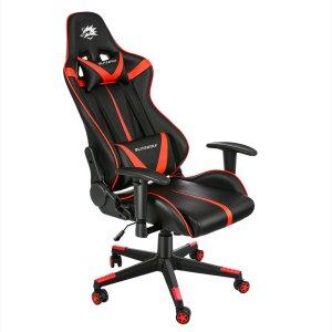 Στα €106.09 από αποθήκη Τσεχίας | BlitzWolf® BW-GC7 New Upgrade Gaming Chair Ergonomic Design 135°Max Reclining Adjustable Armrest for Home Office
