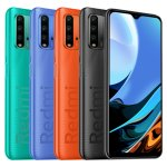 Στα 132,78€ από αποθήκη Κίνας | Xiaomi Redmi 9T Global Version 48MP Quad Camera 6000mAh 6.53 inch 4GB 128GB Snapdragon 662 Octa Core 4G Smartphone