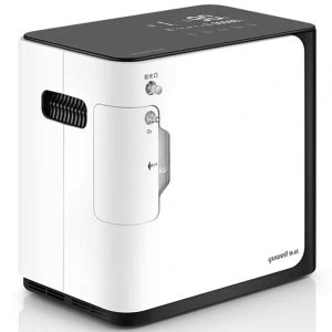 Αποθήκη Κίνας | YUWELL YU360 AC220V Oxygen Concentrator Portable Oxygen Generator Home Oxygen Machine Homecare Medical Equipment