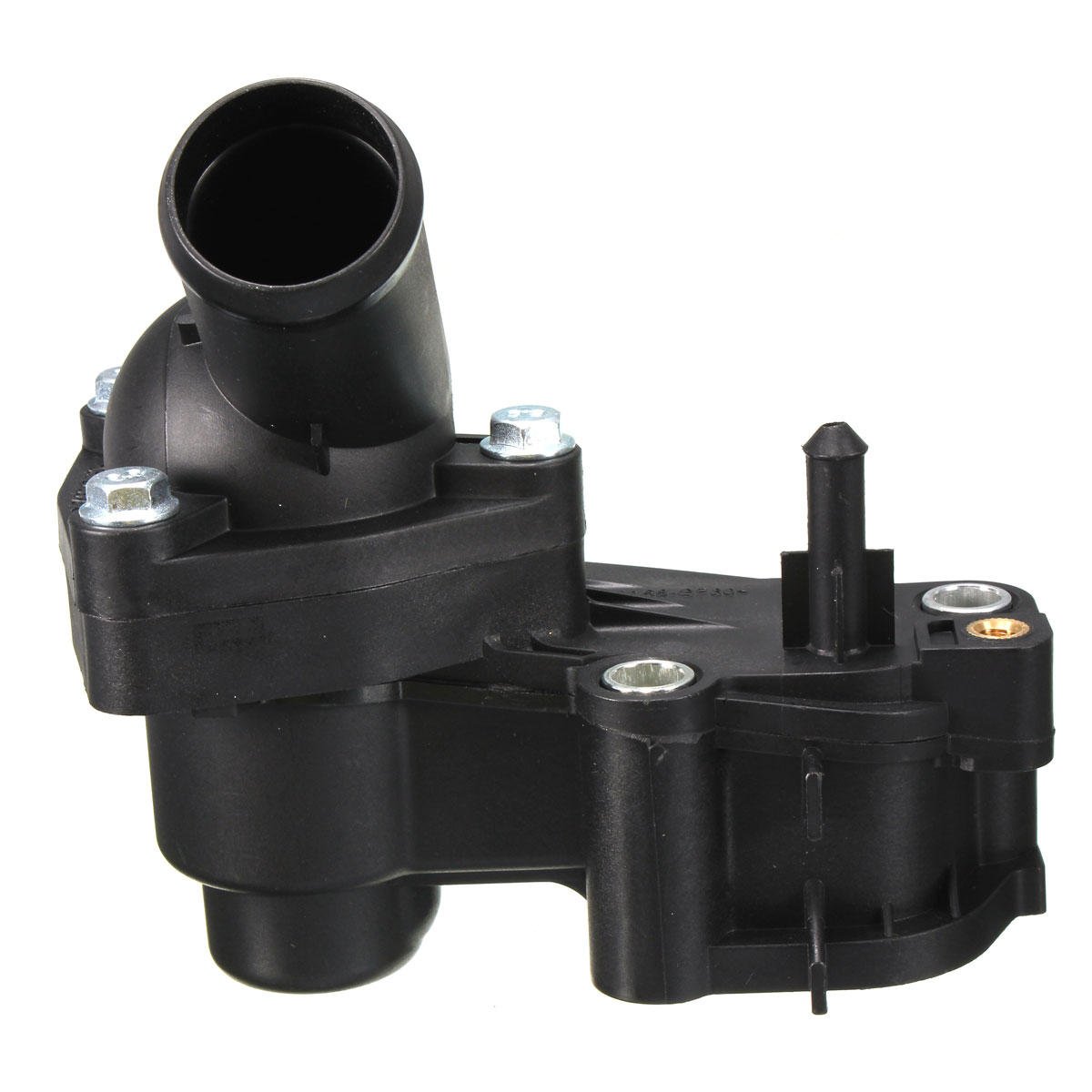 hight resolution of thermostat housing complete for ford focus c max fiesta mondeo galaxy 1 8 tdci cod