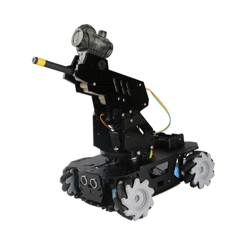 Qiguopie S1 Mecha Master Water Bombs Chariot Mecanum Wheel Programming Smart Car